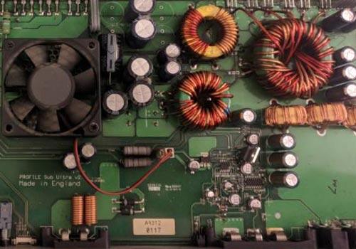 آموزش تعمیرات برد آمپلی فایر