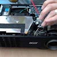 آموزش تعمیرات دیتا پروژکتور