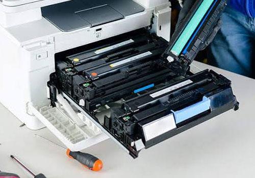 کلاس تعمیر چاپگر لیزری