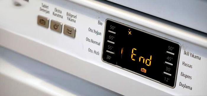 عیب یابی ماشین ظرفشویی