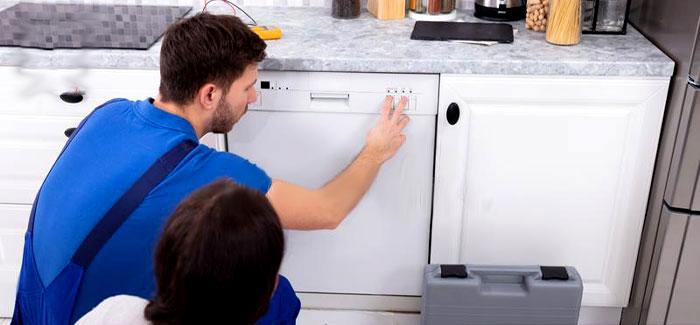 آموزش تعمیرات ظرفشویی
