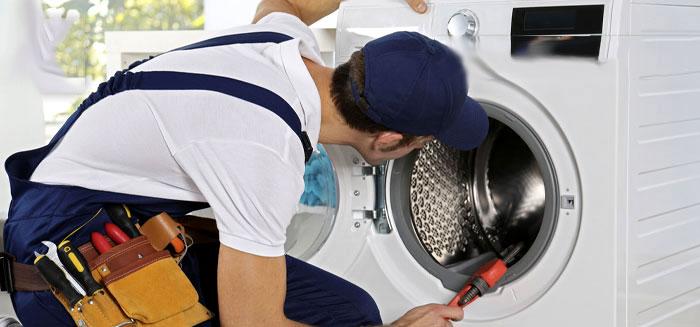 تعمیر تصویری ماشین لباسشویی