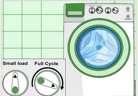 آموزش ریست لباسشویی