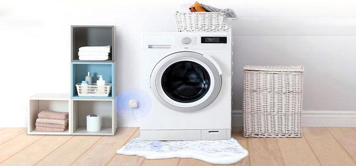 نشتی آب از ماشین لباسشویی