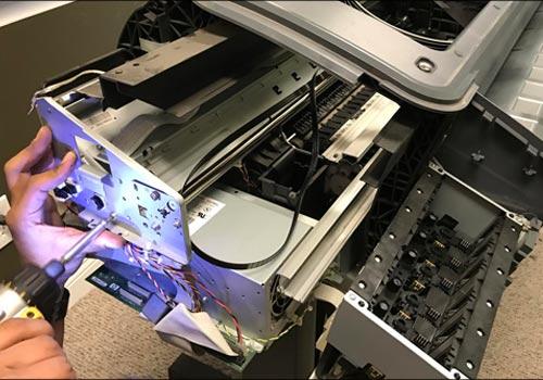 آموزشگاه تعمیر دستگاه پلاتر