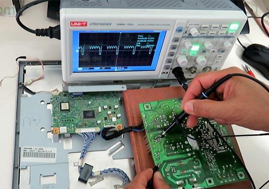 تعمیر تلویزیون LED
