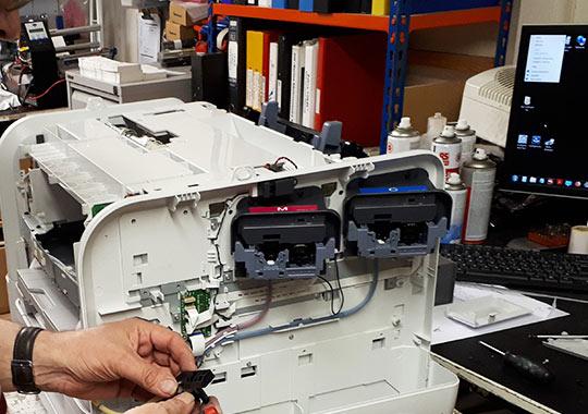 تعمیر چاپگر