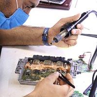 تعمیرات کامپیوتر ماشین