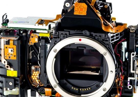 تعمیر دوربین سونی