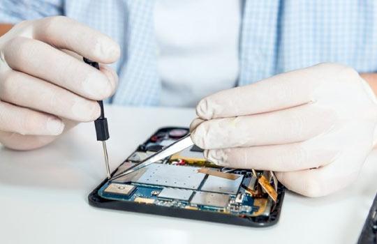 آموزش تعمیر تبلت فون